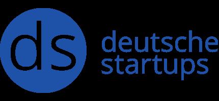 Deustche Startups - Luminovo seed funding round logo