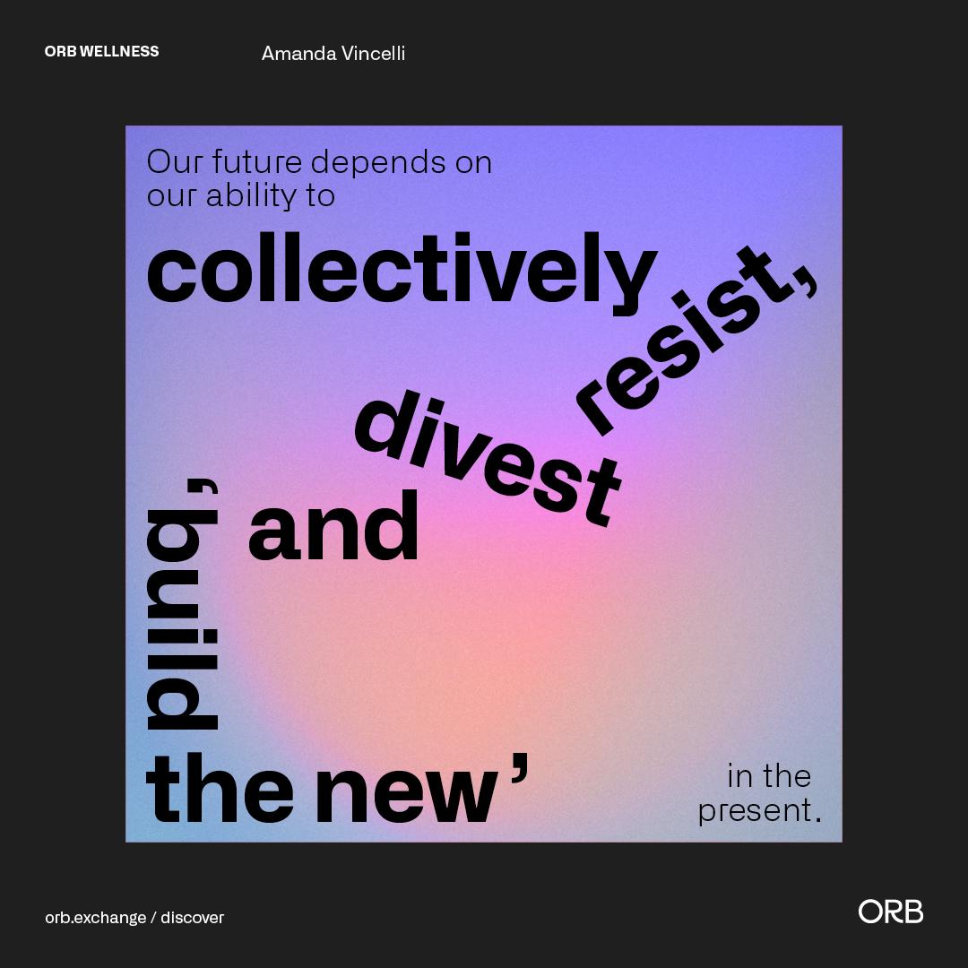 Visual for ORB (2021) - UPPL Inc. © Léa Jodoin