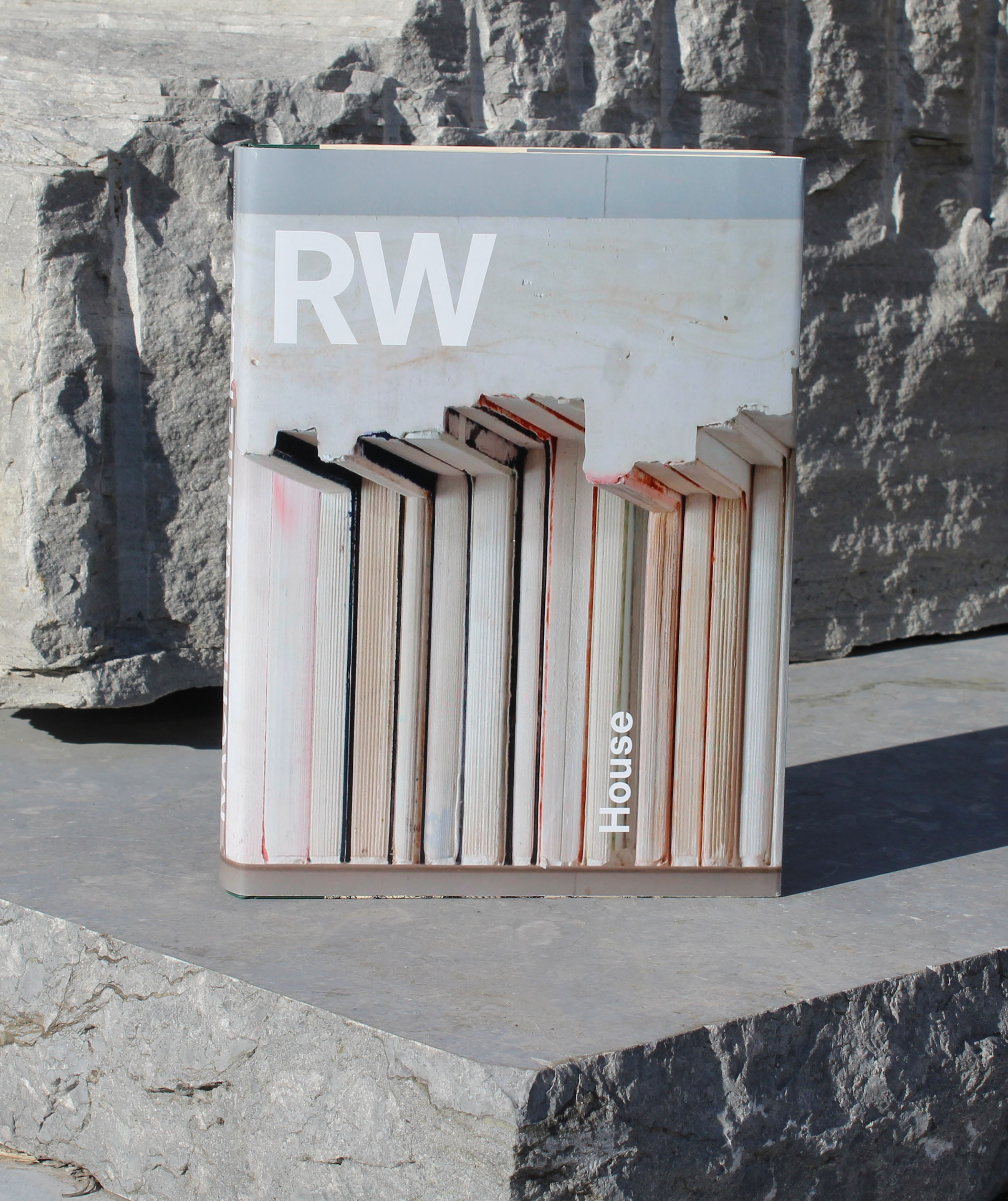 Rachel Whiteread book cover