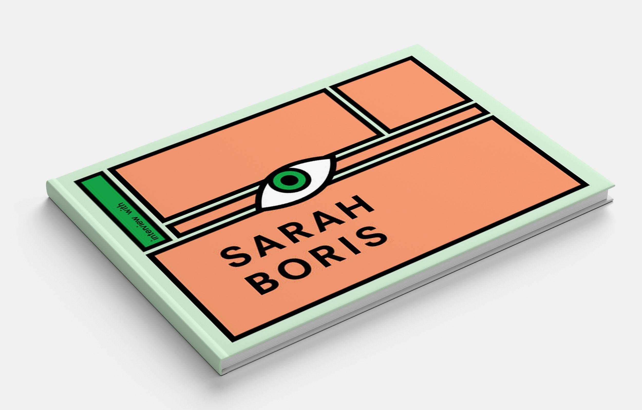 Srah Boris book