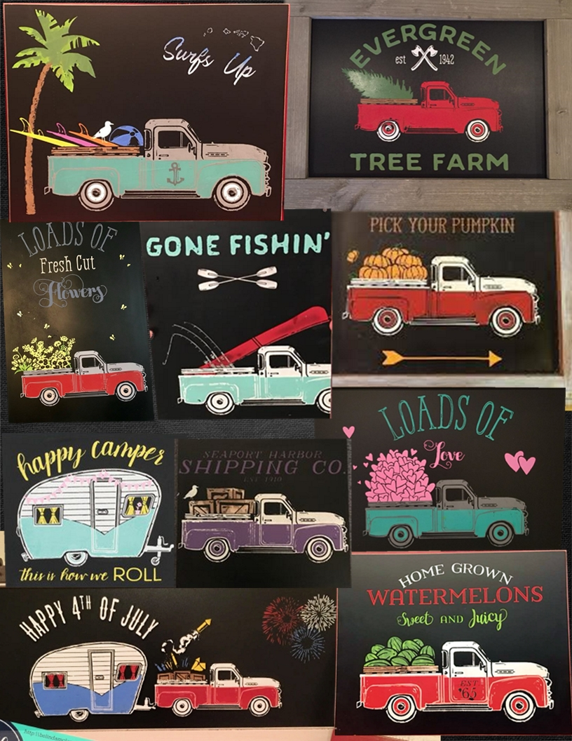 The Vintage Truck