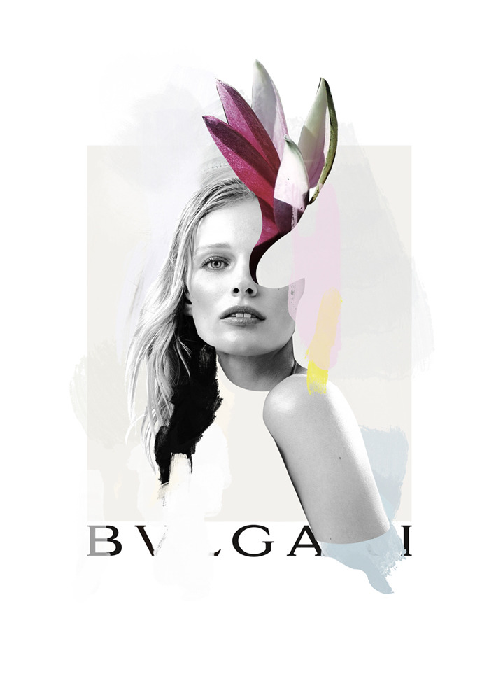 BVLGARI Artwork Collab