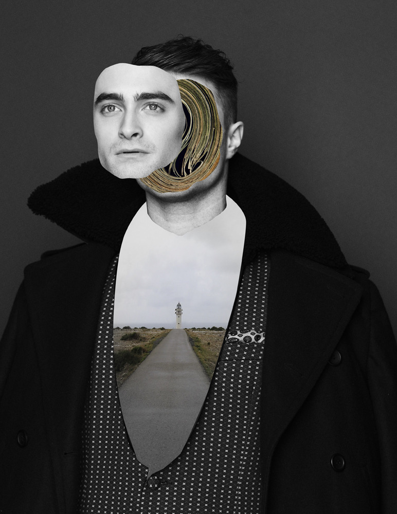 Daniel Radcliffe for FLAUNT MAGAZINE