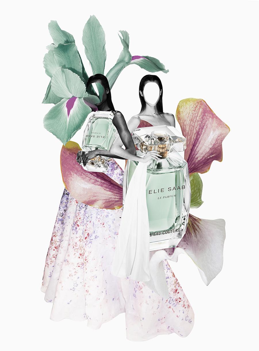 Grazia Parfum Editorial