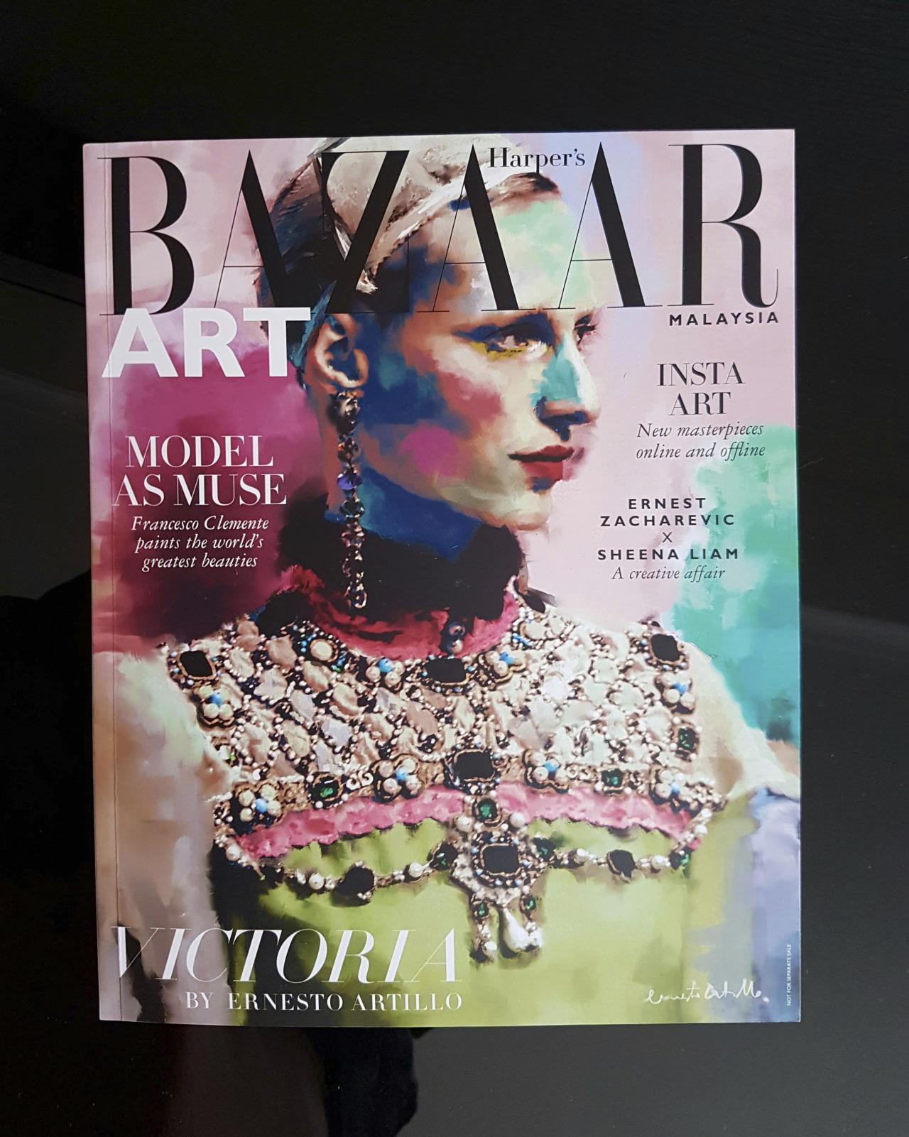 Harper's Bazaar Art Malasia