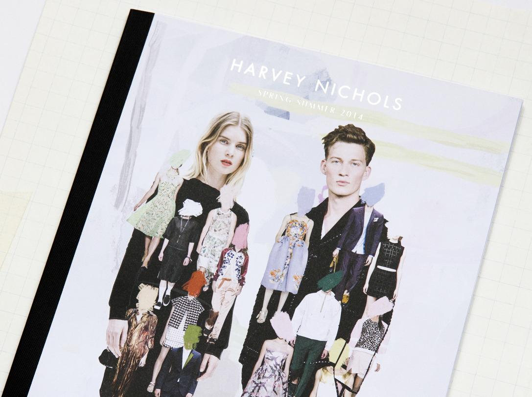HARVEY NICHOLS HK by Ernesto Artillo