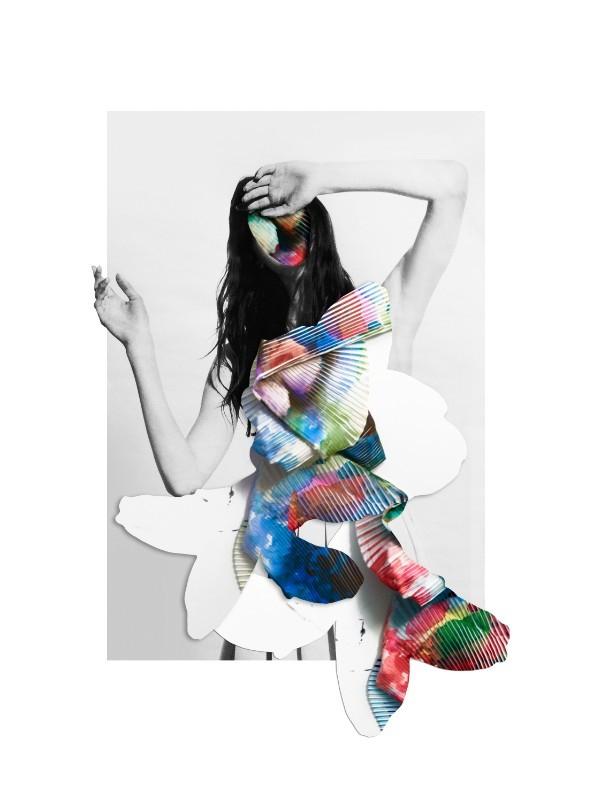 """Diseño de escaparates para Las Rozas Village, """"Fashion Meets Art"""""""