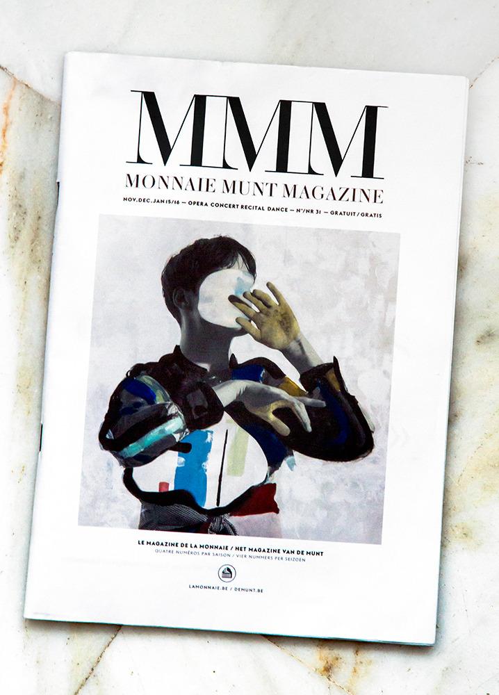 Le Magazine de la Monnaie cover