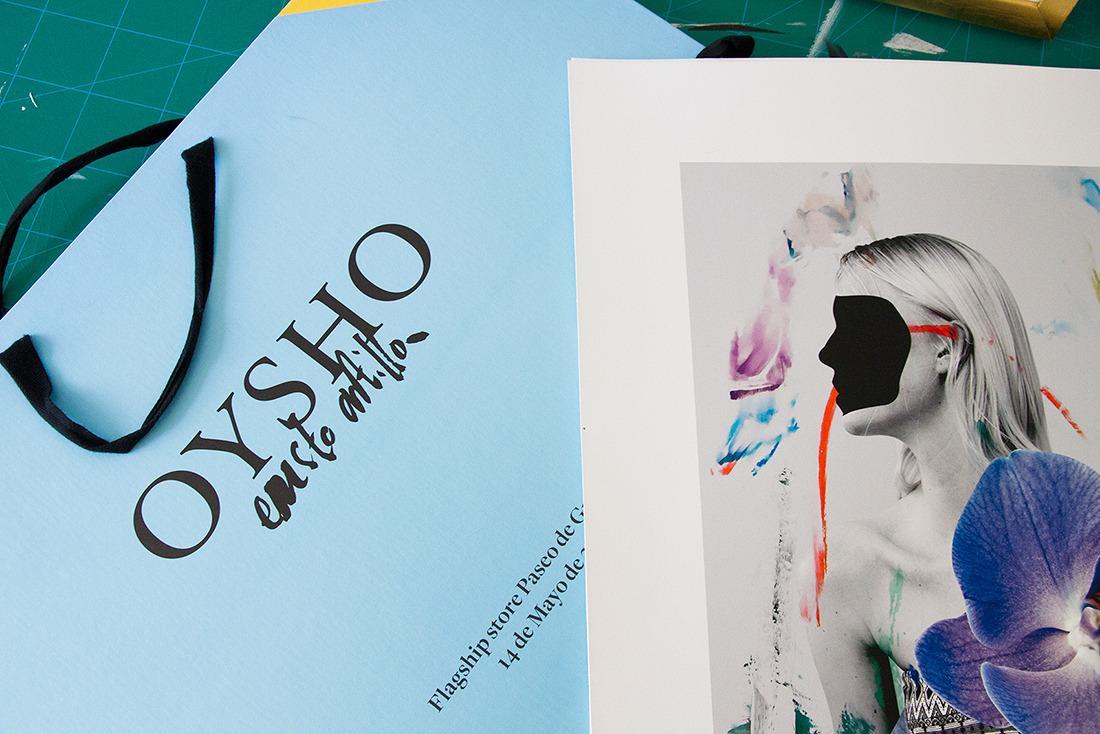 Oysho Limited Edition Artowrk