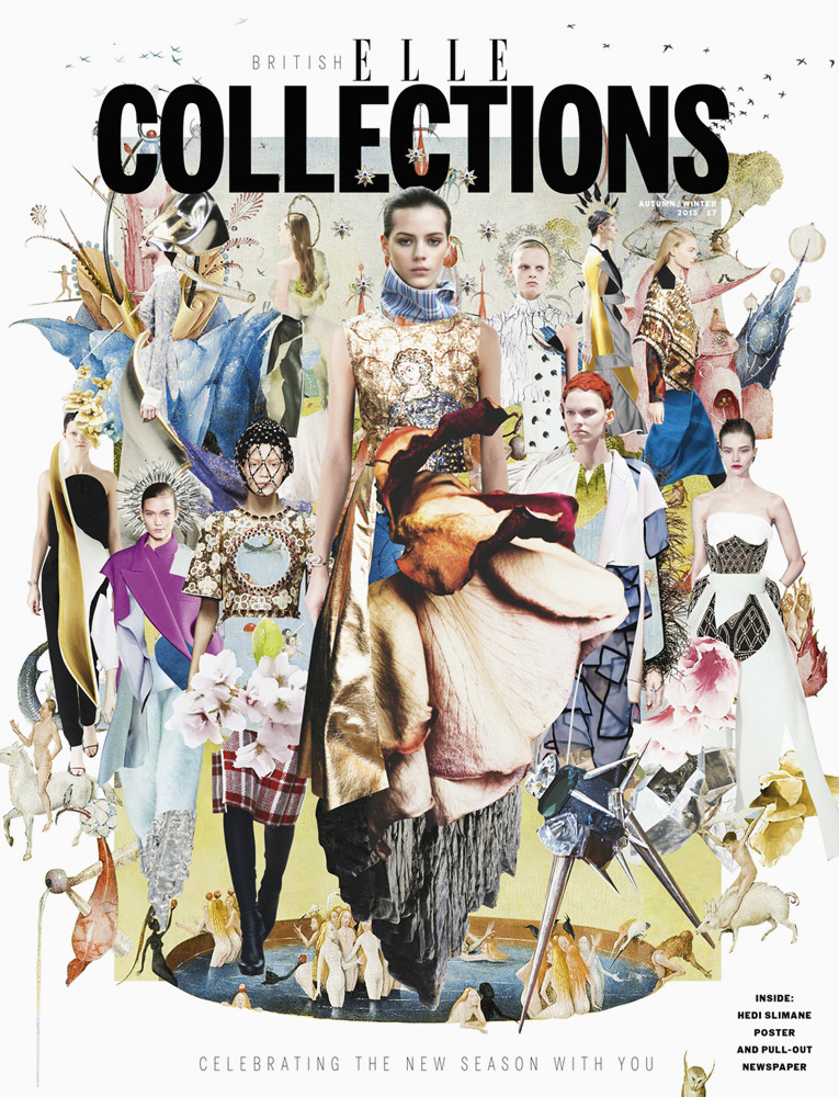 ELLE Collections UK Cover