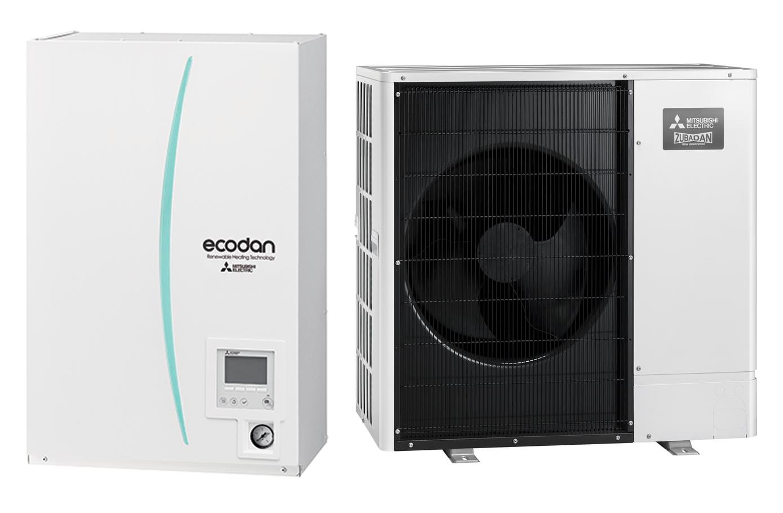 Ecodan Hydroboks + Power 9