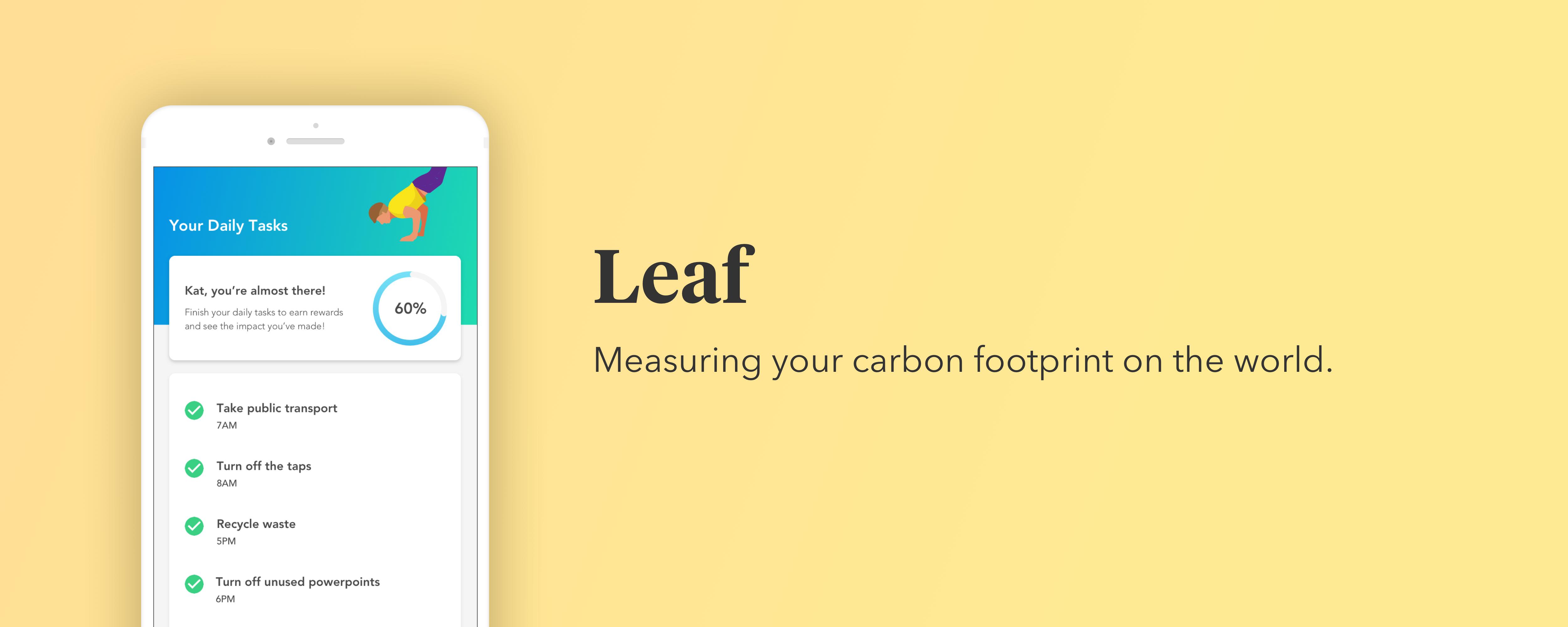 Leaf case study