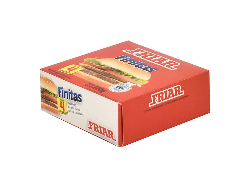 Cajas para frío y productos congelados
