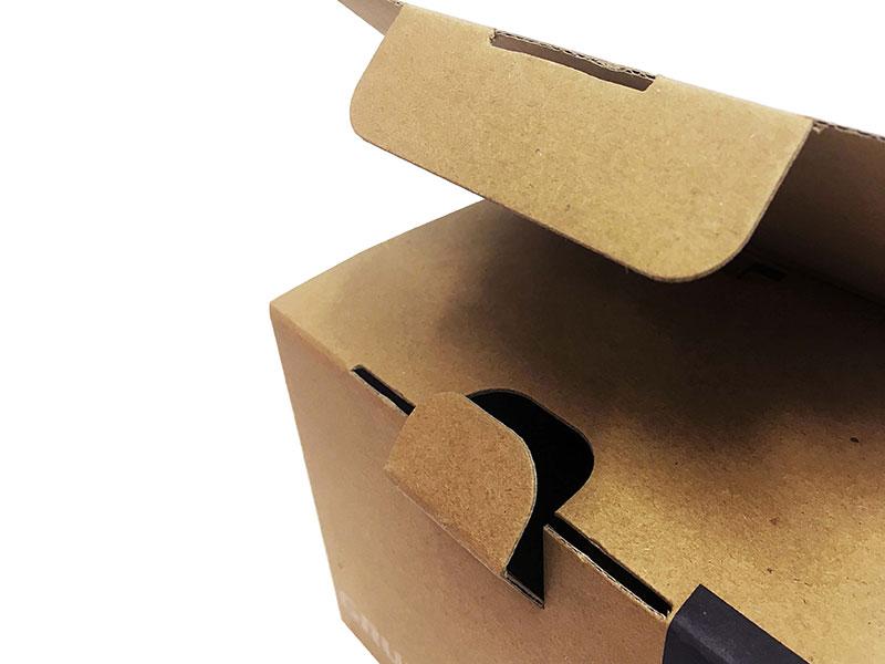 Cajas impresas en offset y flexografía