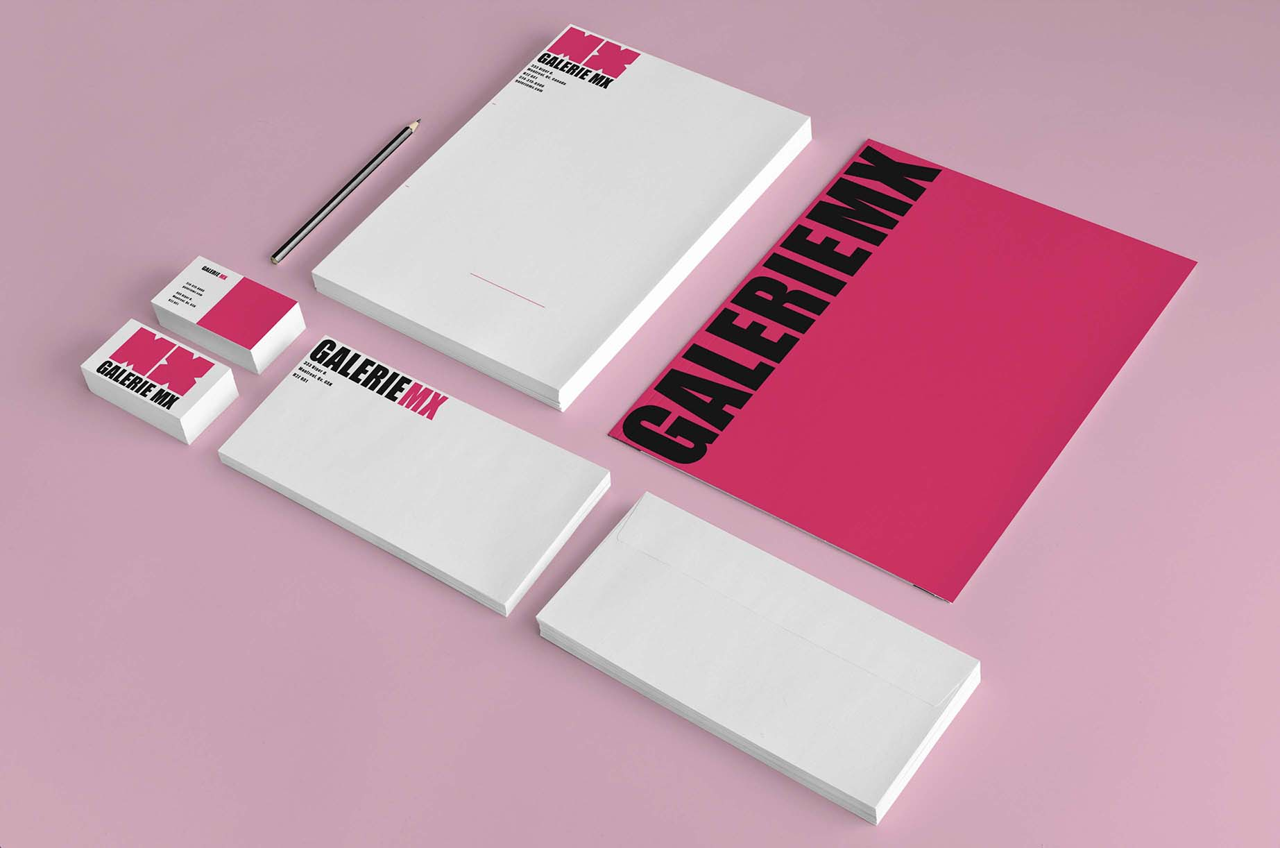 MX Stationery