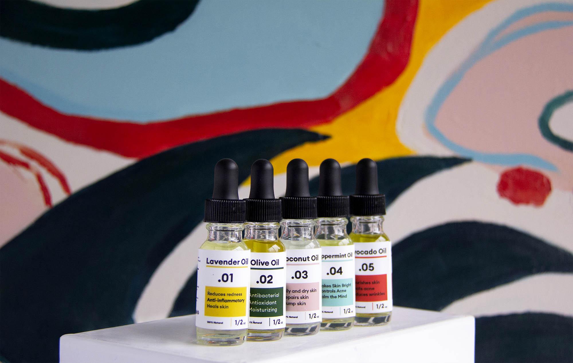 kenko bottle line up