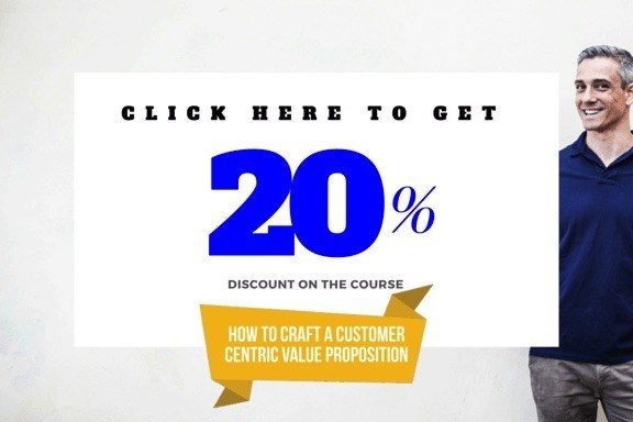 Discount value proposition course