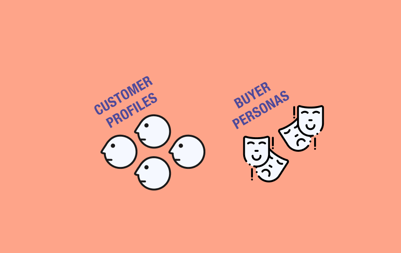 How to create customer profiles / buyer personas for B2B