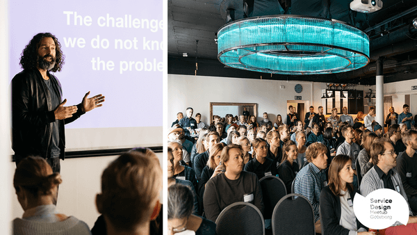Service Design Meetup
