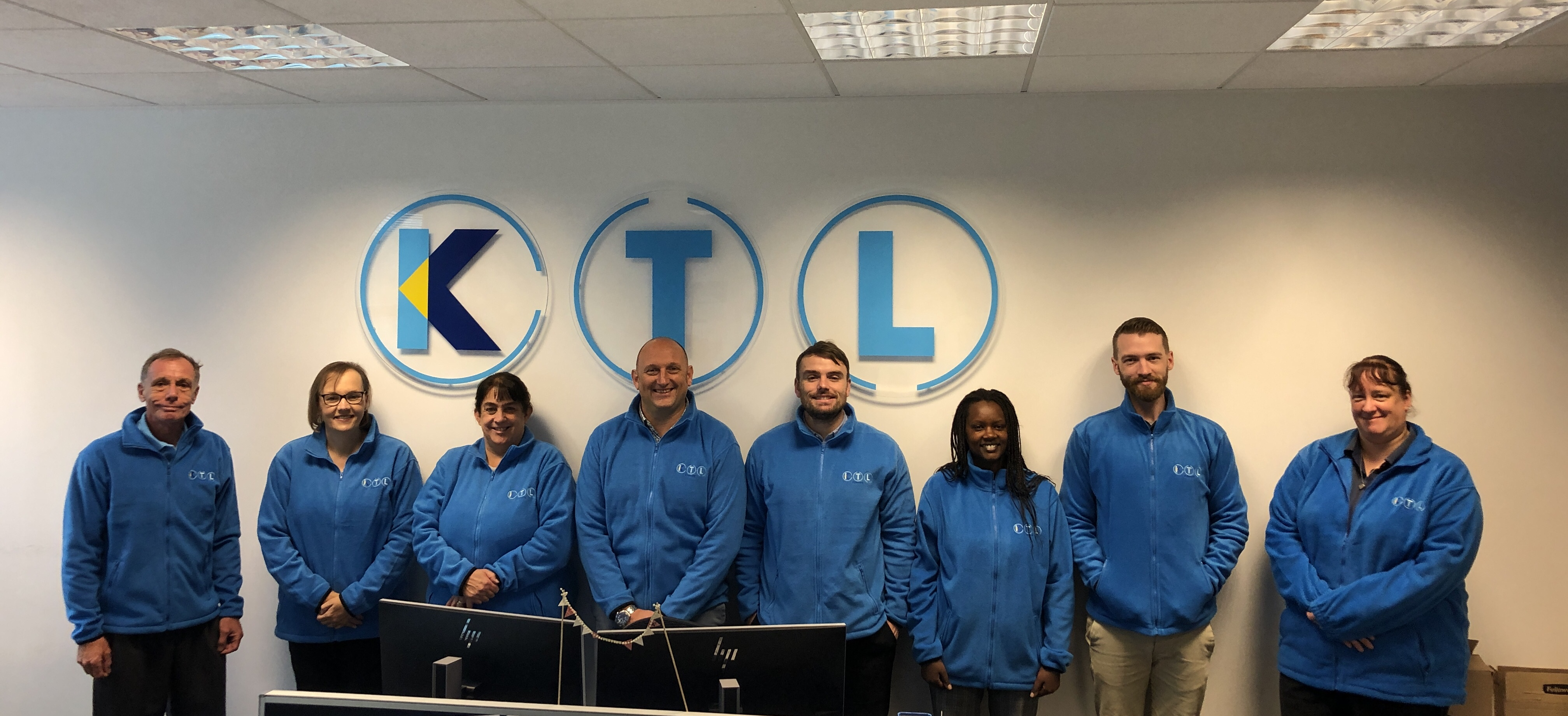 Welcome Tracey S to the KTL Europe team