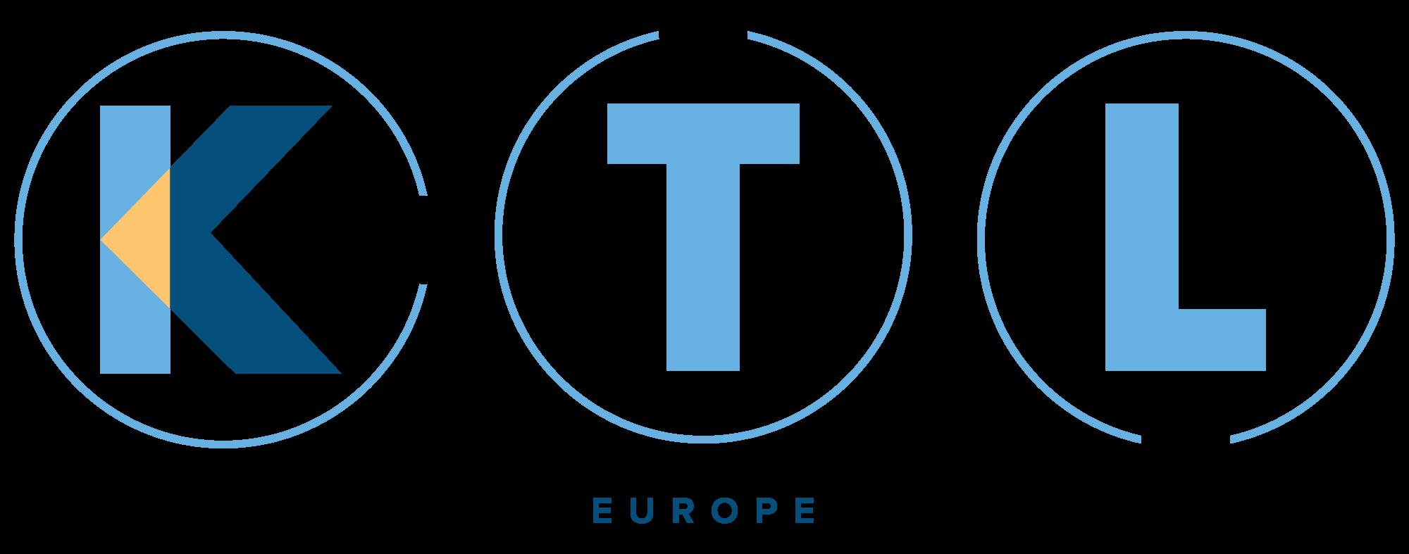 KTL UK Europe logo