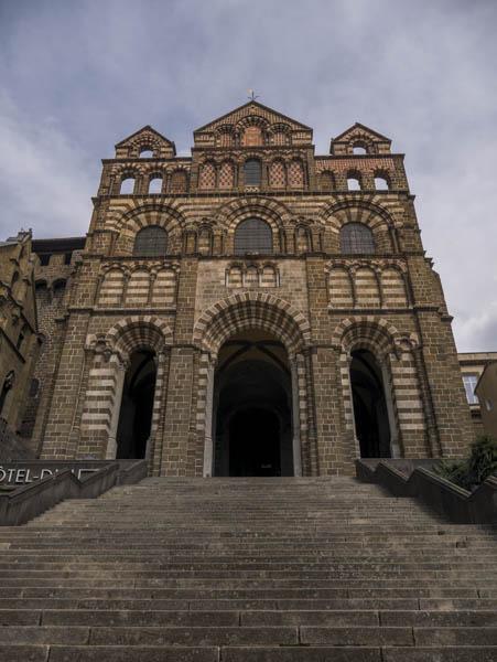 la cathedrale du Puy
