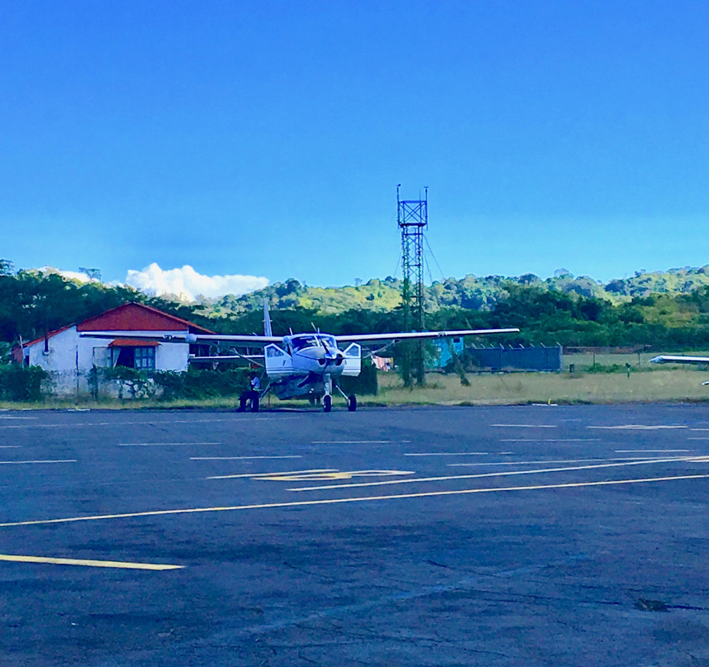 Aéroport de Nosy-Bé