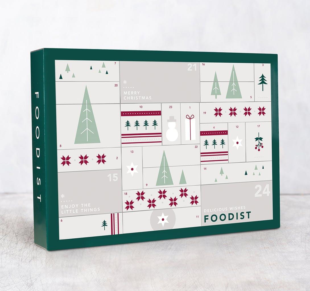 Gourmet Adventskalender