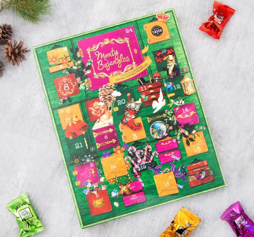Monty Bojangles Schokoladen Adventskalender