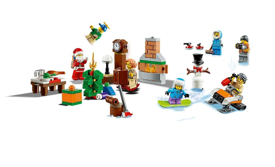 LEGO City Adventskalender (60235) - Bild 4
