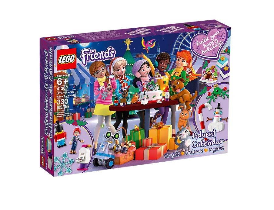 LEGO Friends Adventskalender (41382)