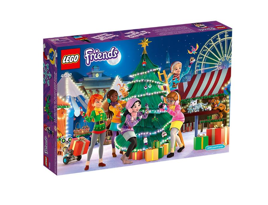 LEGO Friends Adventskalender (41382) - Bild 3
