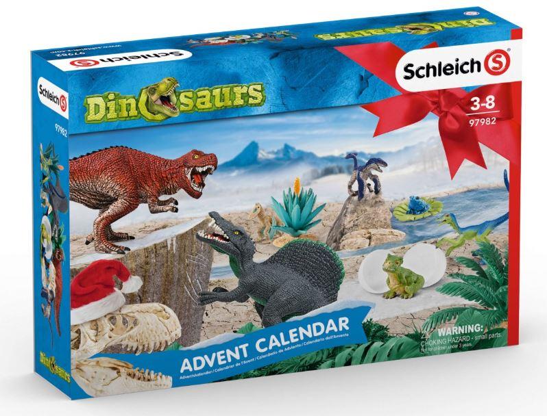 Adventskalender Dinosaurs 2019