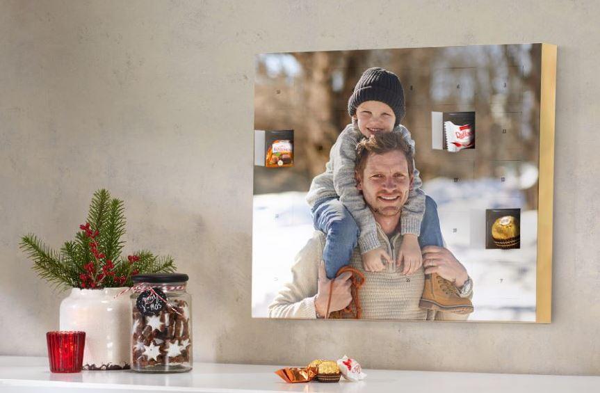 Premium-Adventskalender mit Ferrero Pralinen - Bild 4