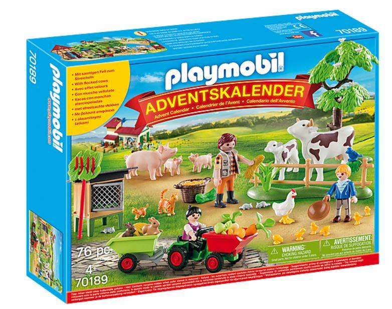 """Adventskalender """"Auf dem Bauernhof"""" (70189)"""