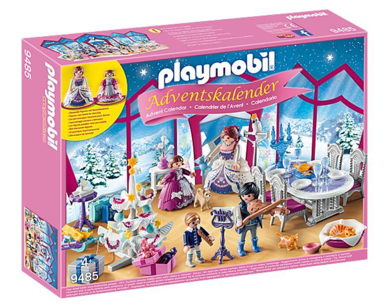 """Adventskalender """"Weihnachtsball im Kristallsaal"""" (9485)"""
