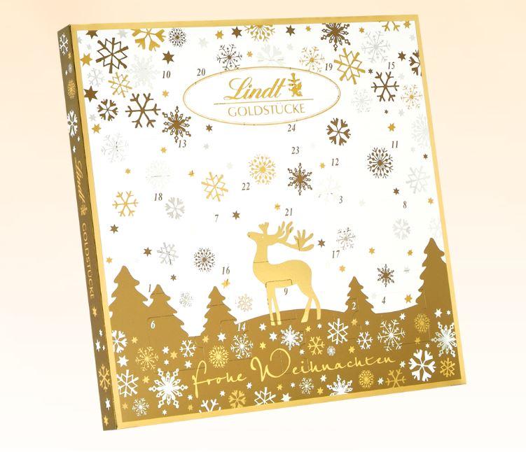 Goldstücke-Adventskalender