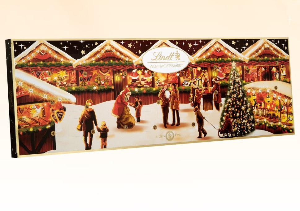 Weihnachtsmarkt Adventskalender