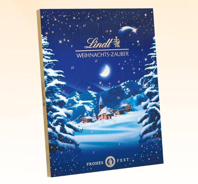Weihnachts-Zauber Adventskalender