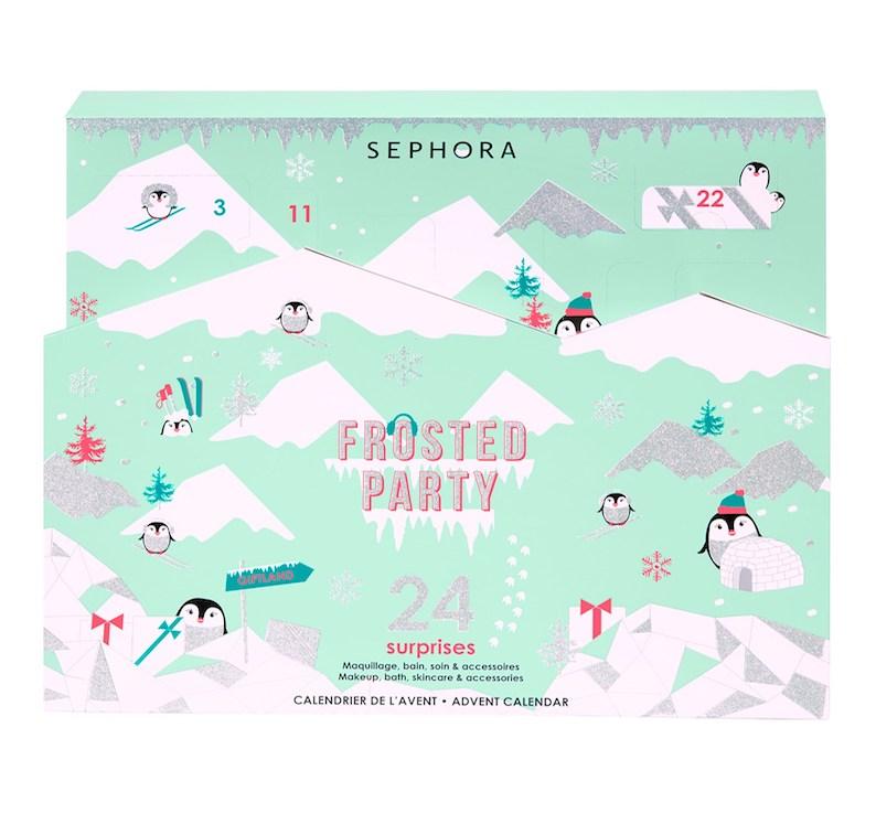Sephora Adventskalender Frosted Party
