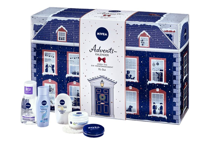 Nivea Adventskalender 2019
