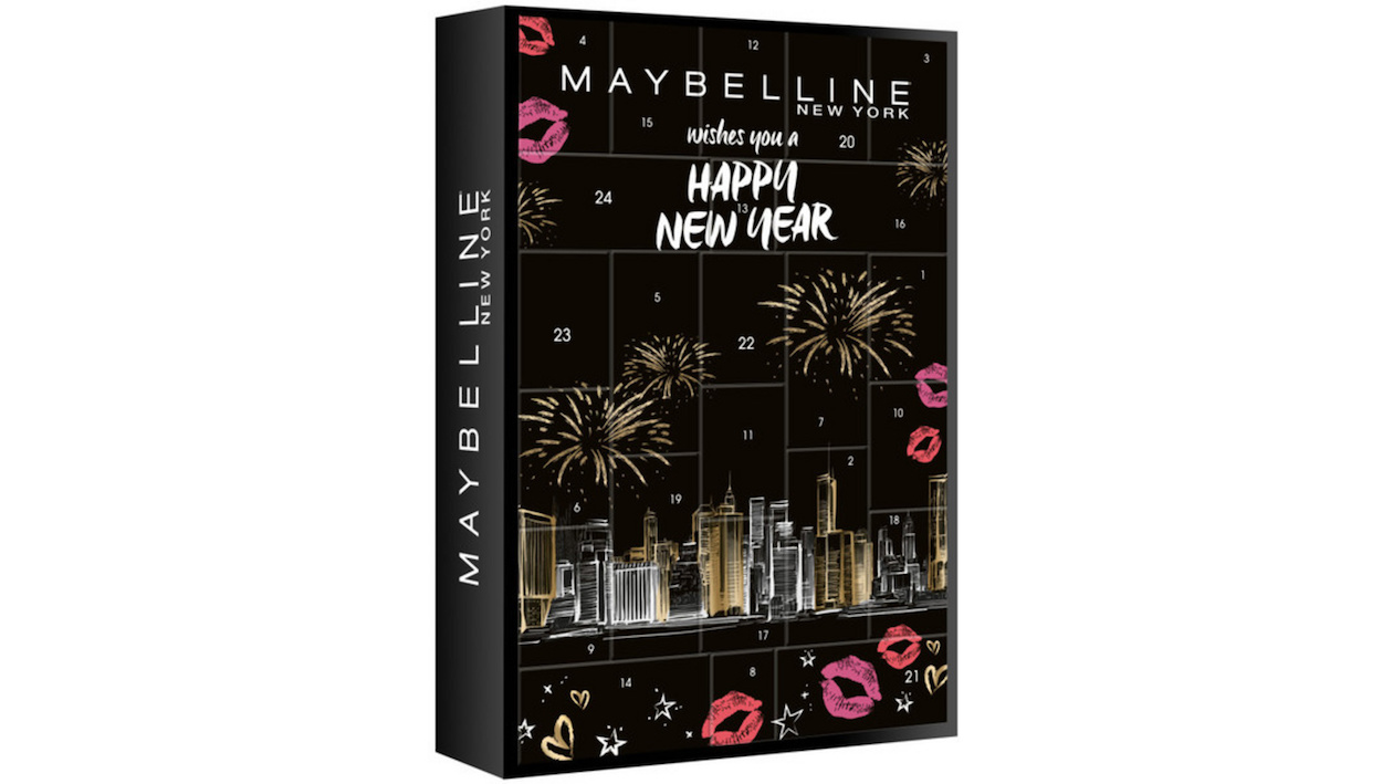 Maybelline Adventskalender  - Bild 2