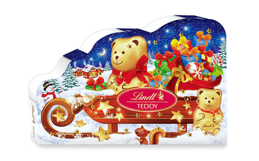 Teddy Adventskalender