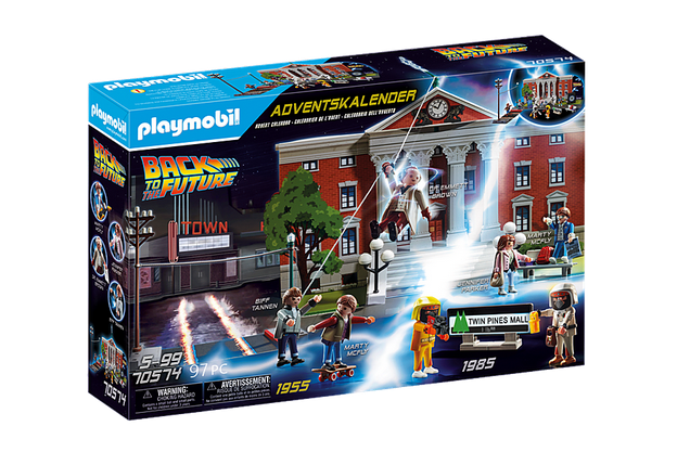 "Adventskalender ""Back to the Future"" (70574)"