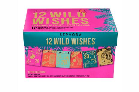 12 Wild Wishes - Adventskalender nach Heiligabend