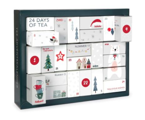 Erlebnis Tee Adventskalender 2020