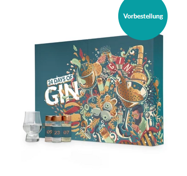 Gin Adventskalender 2020