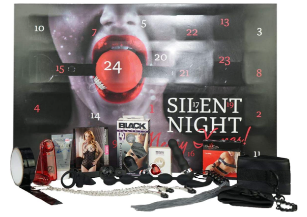 "Premium Fetisch Adventskalender ""Silent Night"" 2020"