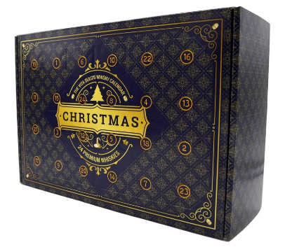 Whisky Adventskalender Deluxe Edition 2020