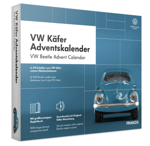 VW Käfer Adventskalender